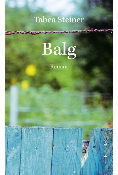 Buchcover «Balg»
