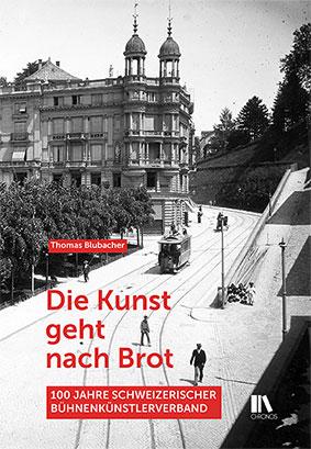 Thomas Blubacher: Die Kunst geht nach Brot.
