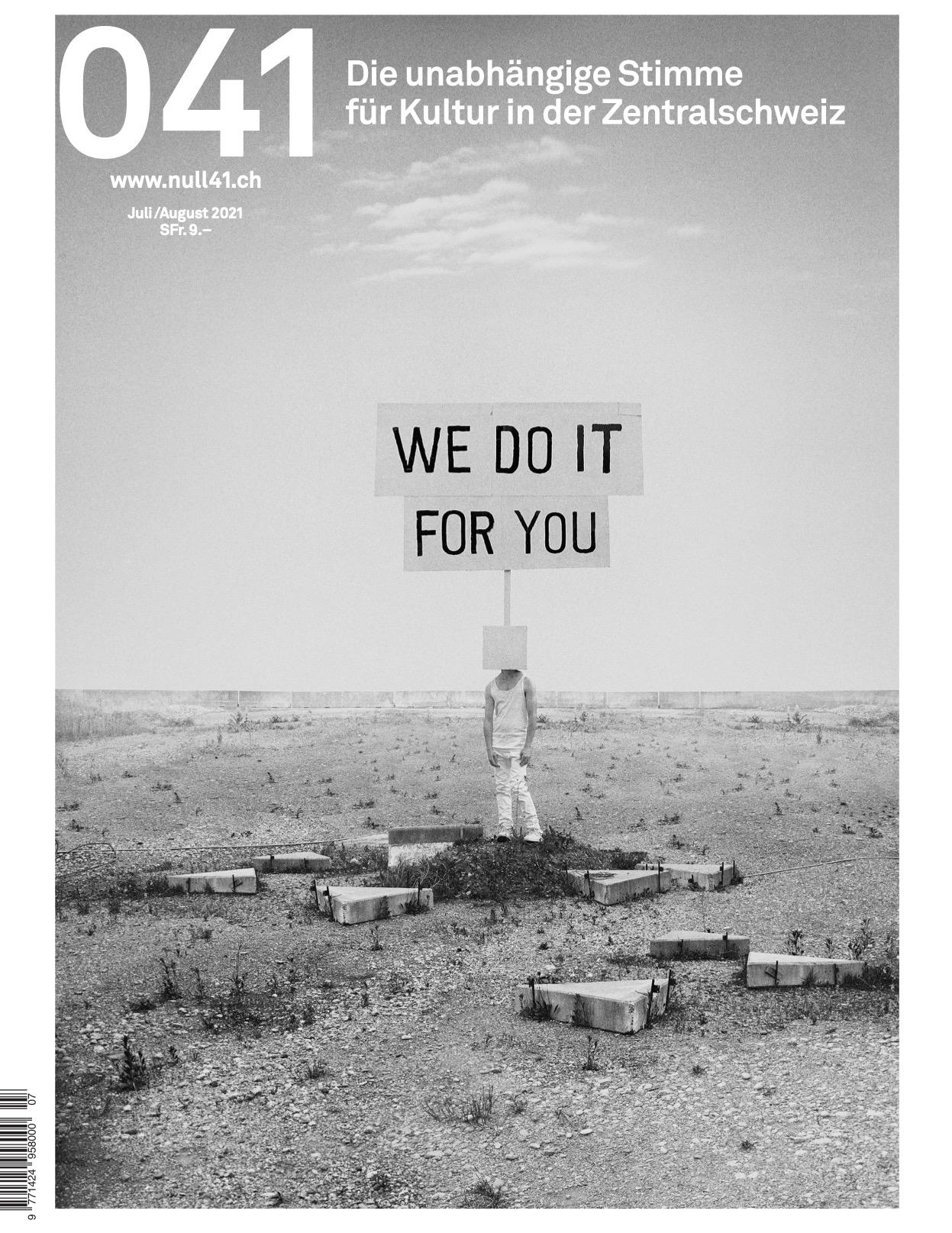 041 – Das Kulturmagazin 07-08/2021